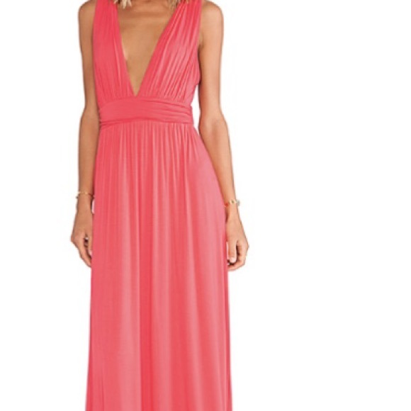 Lovers + Friends Dresses & Skirts - Lovers & Friends Coral Dress